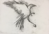 <h5>It's In Her Eyes</h5><p>Limited Edition Drypoint</p>