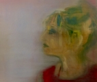 <h5>And Gradually She Came Back To Herself</h5><p>Oil on Caanvas 61cm x 71cm x 2.5cm</p>